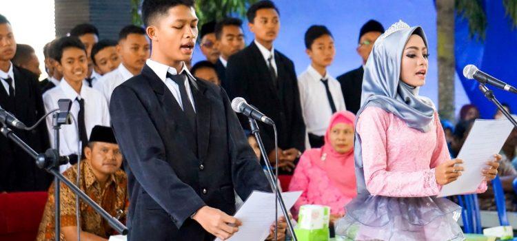 Wisuda SMP Negeri 1 Wajak Tahun Ajaran 2017/2018