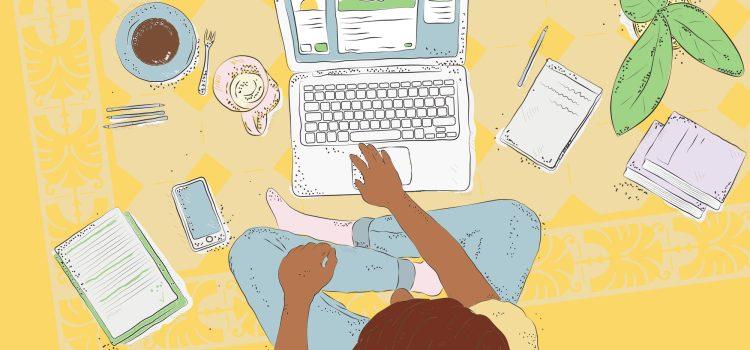 Tips Sukses Belajar Dari Rumah Untuk Siswa